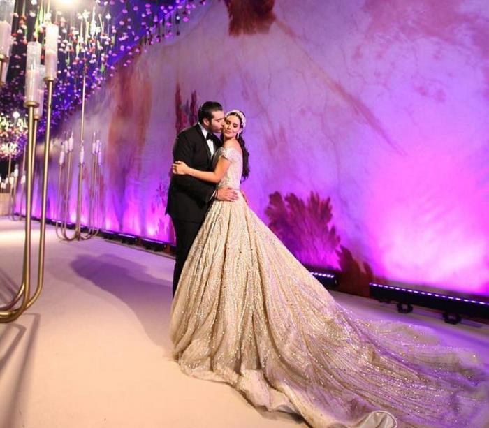 Невесте полгода шили платье её мечты, и оно превзошло все ожидания!